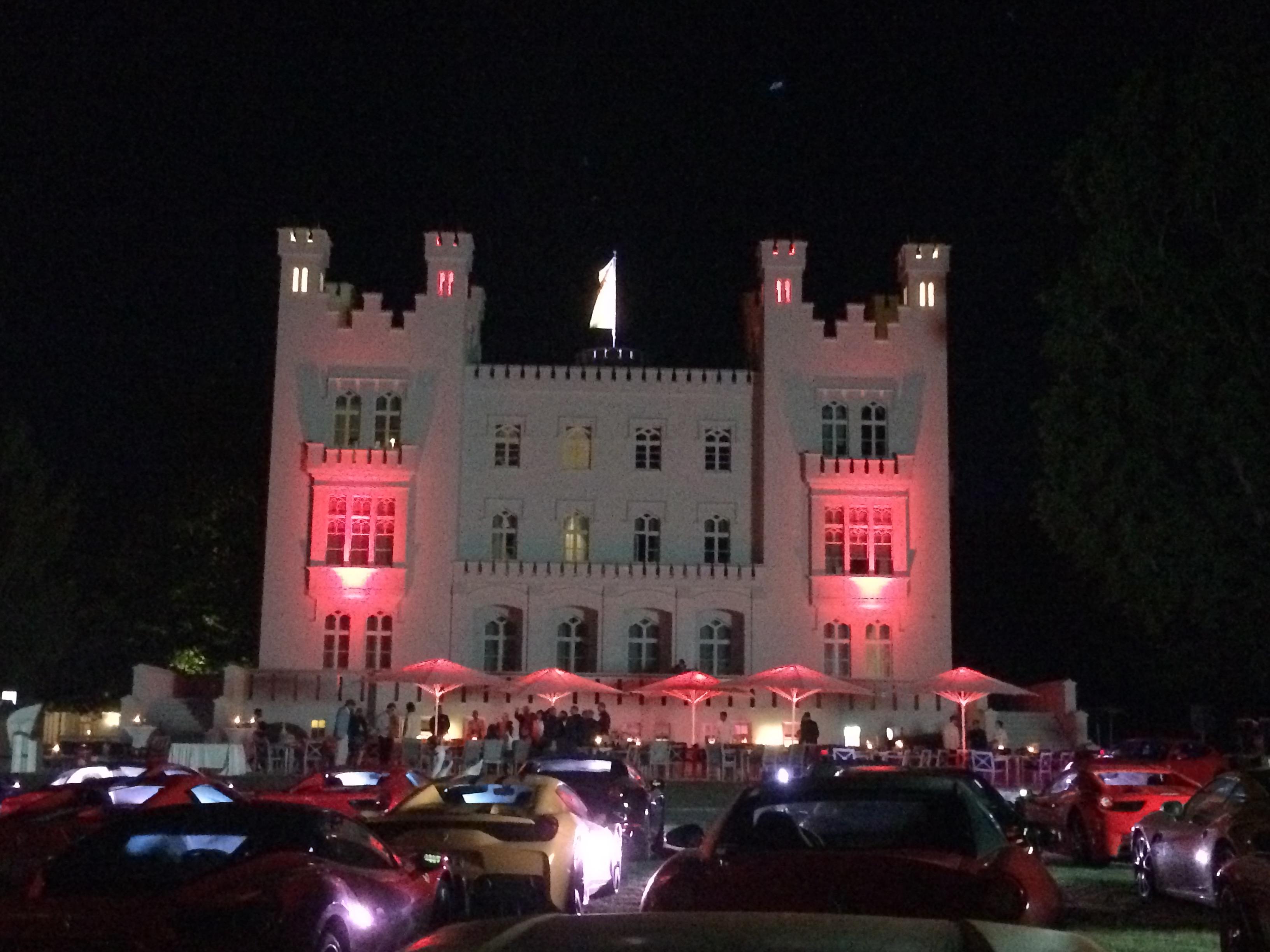 FCD Jahrestreffen 2017, Heiligendamm Grand Hotel
