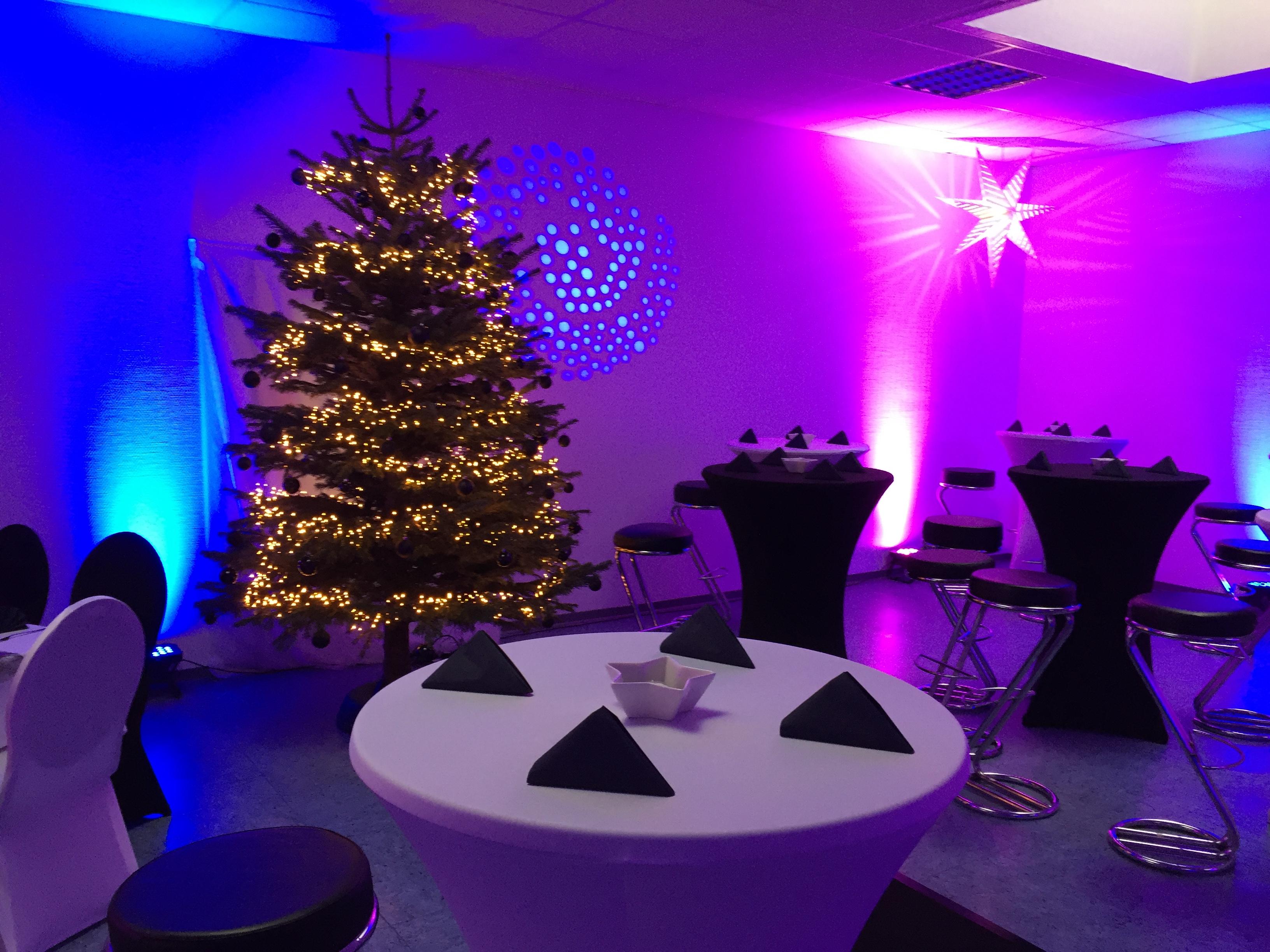 firmen weihnachtsfeier light 39 n 39 sound eventtechnik. Black Bedroom Furniture Sets. Home Design Ideas